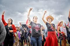 #Manifiesta (Salim Hellalet) (solidair(e)_org) Tags: sfeer ambiance onebillionrising manifiesta2016 bredene maartjedevries sofieblancke