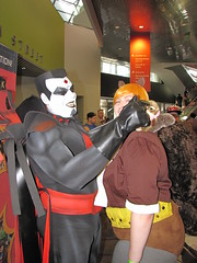 IMG_3278 (foodbyfax) Tags: cincinnaticomicexpo cosplay squirrelgirl mistersinister