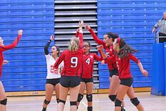 IMG_3043 (SJH Foto) Tags: girls volleyball high school mount olive mt team tween teen teenager varsity huddle cheer