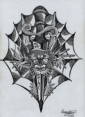 Drago Chins (Artemarcello - Criaes e Design -) Tags: artemarcello canetasnanqumdescartveis drago