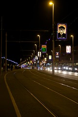 Blackpool (itmpa) Tags: blackpool lancashire seaside seasideresort resort illuminations night evening dark light lights tram tramway straightfromthecamera unedited nophotoshop england archhist itmpa tomparnell canon 6d canon6d