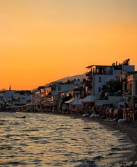 Bodrum, Mula, Trkiye / 2016 (onuruye) Tags: photooftheday photographer trkiye mugla bodrum turkey view architecture buildings house color orange holiday summer sun sky water sea beach coast cityscapes sunset flickr followers follow like love blogger urban rural art pic world travel canon photography photo