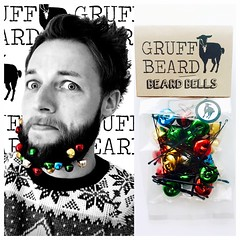Gruff Beard Bells (GruffBeard) Tags: secretsanta stockingstuffer giftideas stockingfiller xmas