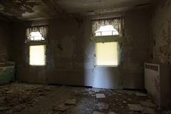 IMG_7781 (mookie427) Tags: urban explore exploration ue derelict abandoned hospital tuberculosis sanatorium upstate ny mental developmental center psychiatric home usa urbex