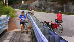Ride at Gilead Bridge (Casco Bay Bicycle Club) Tags: htconex