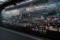SBB Lokomotive Re 460 023 - 5 mit Taufname Wankdorf und Werbung 100 Jahre HEV Schweiz ( Hauseigentümerverband => Werbelokomotive seit 07.01.15 => Hersteller SLM Nr. 5484 => Baujahr 1993 ) am Bahnhof Zürich HB im Kanton Zürich der Schweiz (chrchr_75) Tags: chriguhurnibluemailch christoph hurni schweiz suisse switzerland svizzera suissa swiss chrchr chrchr75 chrigu chriguhurni märz 2015 albumbahnenderschweiz albumbahnenderschweiz201516 schweizer bahnen eisenbahn bahn train treno zug 1503 albumzzz201503märz sbb cff ffs werbelokomotive re 460 lokomotive re460 albumsbbre460 schweizerische bundesbahn bundesbahnen lok albumbahnsbbre460werbelokomotiven juna zoug trainen tog tren поезд паровоз locomotora lokomotiv locomotief locomotiva locomotive railway rautatie chemin de fer ferrovia 鉄道 spoorweg железнодорожный centralstation ferroviaria