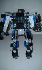 Ultron  Frame (tenchidream) Tags: lego apocalypse frame marvel mecha mech afol ultron mfz