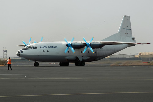 Antonov An 12BP EX-169