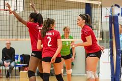CSM Clamart -Harnes #10 (Positif+) Tags: woman france girl sport femme volleyball fille iledefrance lieux hautsdeseine clamart humains clamartharnes