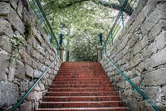 29042015 (ClaudioSilva1981) Tags: street urban stairs canon garden rebel kitlens 1855mm t3 jardins lightroom palciodecristal 1100d