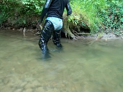 IM003238 (hymerwaders) Tags: boots thigh overknee patent stiefel