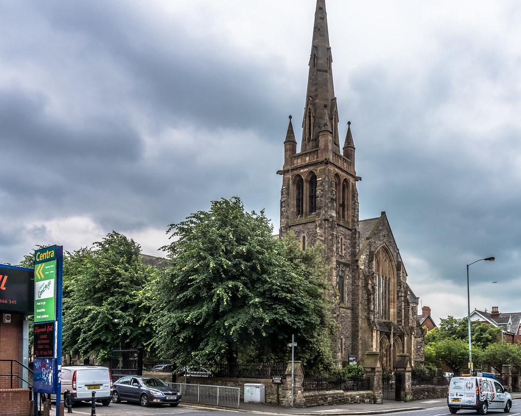 Fisherwick Presbyterian Church In Belfast REF-102871