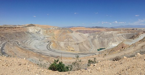 Open-pit Mine, From FlickrPhotos