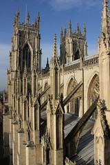 the York Minster (lucindaah) Tags: york uk england church gold cathedral coins united gothic kingdom well wish minster wishing