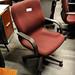 Wine swivel chair