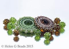 IMG_5517 (Helen G Beads) Tags: uk wheel beads handmade mandala jewellery helen bead disc murano lampwork flamework sra gorick
