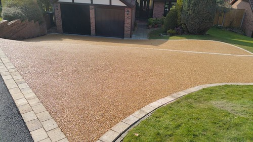Resin Bound Driveway Macclesfield Image 11