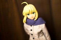 Rah Saber Plain (Kodama_Anime) Tags: saber rah medicom fatestaynight realactionheroes fatezero sabercasual saberplain