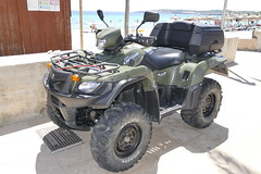 Quad (rainer.marx) Tags: leica beach strand lumix meer urlaub quad panasonic holliday spanien malorca calamillor fz1000