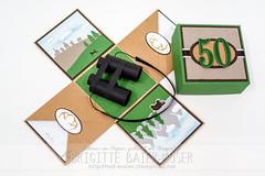 B3M_0403 (mediendesignmoser) Tags: papier geschenk stampinup basteln 2016 jger geschenkbox brigittebaiermoser explosionsbox