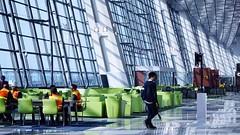 T3U BOARDING LOUNGE (9) (MYW_2507) Tags: airport bandara soetta cgk shia soekarnohatta cengkareng jakarta boardinglounge t3u terminal3 expansion