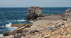 pulpit rock (Johnson Cameraface) Tags: sea summer holiday june portland coast olympus dorset f28 portlandbill em1 2016 1240mm micro43 mzuiko johnsoncameraface omde1