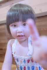 KUN_5597 () Tags: nikonafsnikkor1635mmf40gedvr nikon 1635mm f4 g vr 1635 wideangle wide    littlegirl kids child children playinggame extendedfamily d3s    baby lovefamily happiness  cute   kawaii