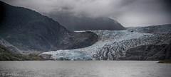 our Mendenhall Glacier in 2016 ( Gillfoto) Tags: glacier ice blue alaska juneau mendenhall lake mountains rainforest