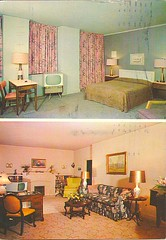 15 jasonfay (Rocky's Postcards) Tags: california ca vintage hotel postcard retro livingroom hollywood suite knickerbocker jasonfay