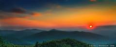 TunnelViewDawn_iPhone (HarrySchue) Tags: mountains nature sunrise iphone shenandoahnationalpark