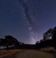 Milky Way (Arjun Saha Photography) Tags: night milkyway landscape bayarea astrophotography stars time panorama california photospecs verticalpanorama livermore unitedstates us