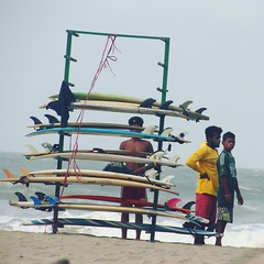 Board stand  #coxsbazar #surfingbangladesh (jowel juboraj) Tags: coxsbazar surfingbangladesh
