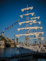 Brest 2016 - le Cuauhtemoc (y.caradec) Tags: mer france europe ship ships bretagne bateaux breizh brest mexique fte bateau fr bastilleday breton 14juillet bzh finistre mexicain ocan cuauhtemoc ftenationale penfeld festivit radedebrest nordfinistre troismtsbarque gx7 troismtsbarquemexicain dmcgx7 lumixgx7 brest2016 14072016 14juillet2016