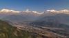 Annapurna Peaks and Pokhara Valley - Nepal (Anita Gilmore) Tags: 2013 annapurnaii annapurnaiv annapurnasouth annapurnarange himalaya machapuchare machapuchre mountains nepal pokhara pokharavalley sarangkot bluesky himalayan hiunchuli landscape scenic scenicview snow snowcap valley annapurna iii machhapuchhre