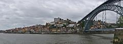 Oporto (f@gra) Tags: bridge portugal rio river landscape puente boat town barco ship sony ciudad paisaje panoramic panoramica douro aire libre oporto citi duero
