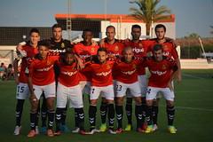 Valencia CF Mestalla 1 - 0 Nàstic (amistós)