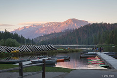 Hume Lake (Will shoot for lenses) Tags: california trees sunset summer vacation mountains reflection green beach water boat dock lowlight flickr july sierranevada lightroom 2016 humelake eigsti topazadjust topazdenoise canoneos5dmarkiii ef70200mmf28lisiiusm