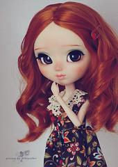 Little Redhead (Mikiyochii) Tags: doll dolls redhead mio pullip custom pullips repaint faceup mikiyochii