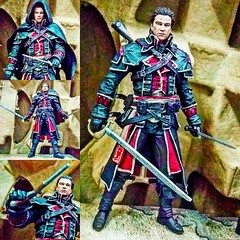 #shay #cormac #assassinscreed #rogue #templars #sails #northatlantic #rivervalley #macfarlane  #instatoys #toygraphyid #actionfigure #toypic #toyphotography #collage #toycommunity #plasticcrack #toys #photo #toycollector #toycollection #geek #toyunion #Sa (Geek75sg) Tags: instagramapp square squareformat iphoneography uploaded:by=instagram shay cormac assassinscreed rogue templars sails northatlantic rivervalley macfarlane