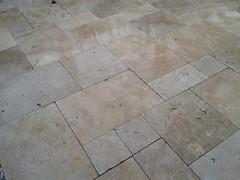 2012-11-24 14.38.25 (abbeygardens_ka) Tags: glasgow glasgowgreenlandscapes granite landscapegardener limestone modern naturalstone renfrew renfrewshire smallgarden travertine