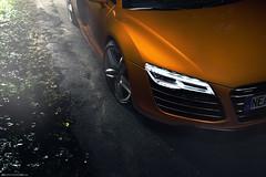 Audi R8 V10 Coupe (Christian Motzek) Tags: audi r8 v10 coupe sportscar german quattro audisport sport exotic bavaria ingolstadt