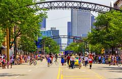 Doo Dah on High (Eridony (Instagram: eridony_prime)) Tags: columbus franklincounty ohio shortnorth highstreet parade doodahparade