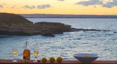 summertime (Icarus1566) Tags: summertime stilllife sicilia sea ambient art sunset sonycamera softlight