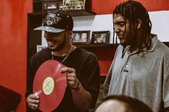 Dj Tiu X & Dj Kamuxita (Jonathan Fernandes.) Tags: rap nossa conferncia diadema organizao qi submundo90 profeta projeto pandora