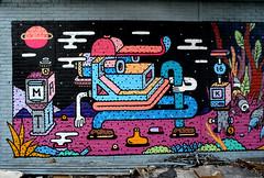 graffiti breukelen (wojofoto) Tags: graffiti breukelen nederland netherland holland wojofoto wolfgangjosten dotsy