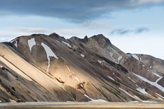 Sunset over Icelandic mountains. (Samuel Angers [Insta : SamAngers]) Tags: iceland trip summer mountains hike trek hiking trail picoftheday landmannalaugar outdoors outdoor camping travel beautiful colorful fun nikon d7100 nikond7100