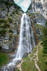 Dalfazer Wasserfall (rolo_061) Tags: waterfall nature earthporn water river cliffs hill sky lakeachen dalfazer austria outdoor majestic intothewild slowshutter rohite nepali holiday summer trip mountain wasserfall beauty tyrol europe