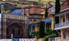 Muslim Quarter in Tbilisi, Georgia (Ula P) Tags: tbilisi georgia muslim sony
