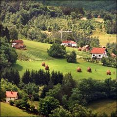 green valley (Katarina 2353) Tags: landscape summer umadija serbia europe srbija katarina2353 katarinastefanovic film nikon
