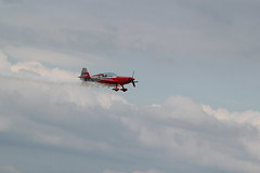 Patty Wagstaff at EAA (Ray Cunningham) Tags: eaa oshkosh wisconsin 2016 patty wagstaff aerobatics